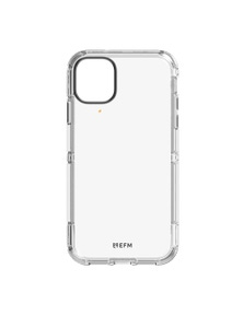 EFM Cayman D3O Crystalex Case Armour For iPhone 11 Pro Crystalex Clear
