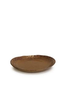 Salt&Pepper Nomad Side Plate 22cm Rust