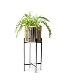 Salt&Pepper Rhythm Plant Stand Natural 35x80cm