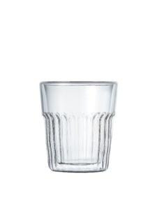 Salt&Pepper Brew Crinkle Latte Glassses 260ml S8