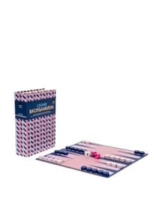 Salt&Pepper Play Library Backgammon