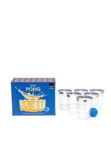 Salt&Pepper Play Beer Pong