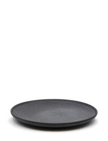 Salt&Pepper Hue Side Plate 20cm - Black