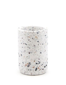 Salt&Pepper Suds Venice Tumbler White7x10cm