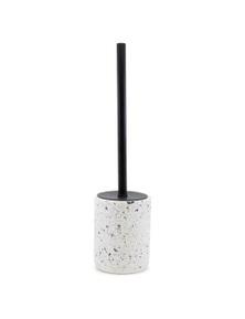 Salt&Pepper Suds Venice Toilet Brush White
