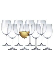 Salt & Pepper Vino Vino 350Ml White Wine Glasses 8Pc