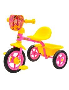 The Wiggles Emma Trike W/ Bucket Pink 3Y+