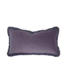 Bambury Velvet Cushion Filled