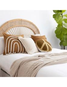 Bambury Arc Square Cushion