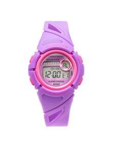 Maxum Twist Purple Pink Digital Watch