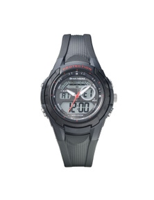 Maxum Freshie Black Black Analog-Digital Watch