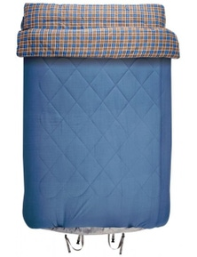 OzTrail Outback Comforter Sleeping Bag (Queen Size)