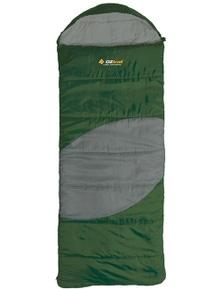 Oztrail Lawson Junior Hooded Sleeping Bag -5°C