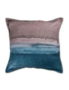 Horizon Mauve-Indigo Cushion