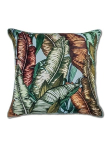 San Benito Blue-Orange Cushion
