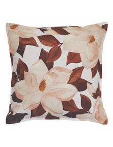 Magnolia Paprika Cushion