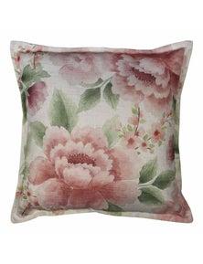 Camilla Blush-Green Cushion