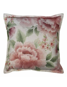 Camilla Blush-Green Cushion