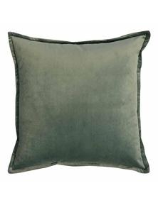 Mira Pistachio Velvet Cushion