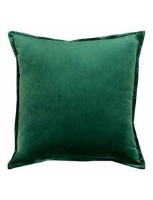 Mira Pine Velvet Cushion