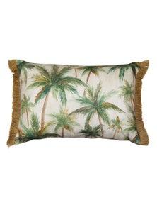 Palms Neutral Cushion