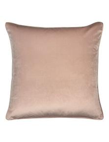 Augusta Velvet Pink Cushion