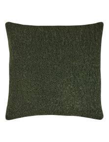Teddy Olive Cushion