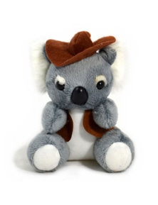Jumbuck 13cm Swaggie Koala Plush