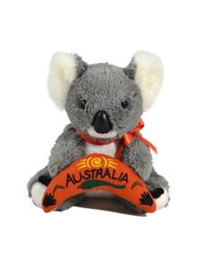 Jumbuck 16cm Sitting Koala - Boomrng & Music