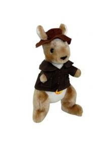 Jumbuck Jill-A-Roo The Kangaroo Swaggie w/ Music (23cm)