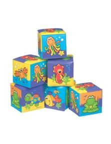 Playgro Soft Blocks Pack
