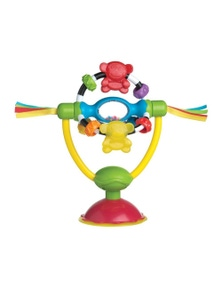 Playgro High Chair Spinning Toy Baby Activity Toy 6M+