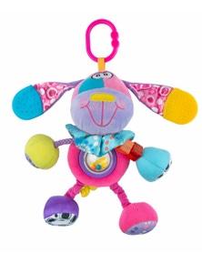 Playgro Doofey Dog Pk Baby Activity Toy 3M+