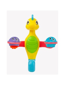 Playgro Flowing Bath Taps and Cups (D) Baby Bath Toy 12 M+