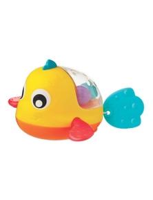 Playgro Paddling Bath Fish Baby Bath Toy 12 M+