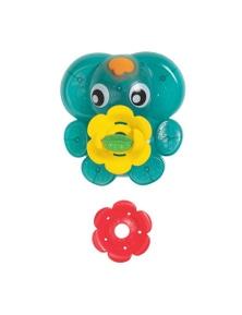 Playgro Light Up Squirty Bath Fountain Baby Bath Toy 12 M+