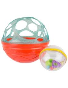 Playgro Bendy Bath Ball Rattle Baby Bath Toy 6M+