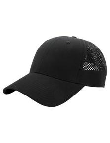 Black Ice Unisex Jaymes Adjustable Cap - Black