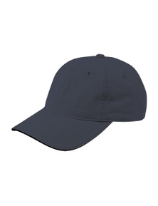 Black Ice Unisex Phillip Adjustable Cap - Navy