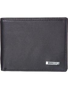 Morrissey Italian Leather Mens Bi-Fold Wallet