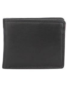 Milleni Mens Leather Bi-Fold Wallet