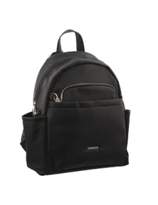 Pierre Cardin Nylon Slash-Proof Backpack