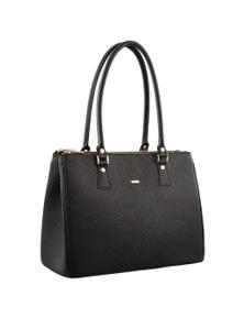 Morrissey Structured Italian Leather Ladies Tote Handbag