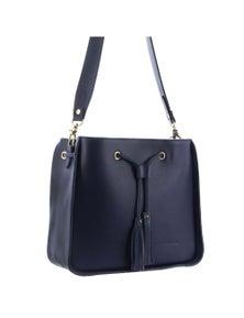 Pierre Cardin Italian Leather Ladies Shoulder Bag