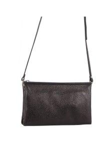 Pierre Cardin Italian Leather Cross-Body Evening Bag/Clutch