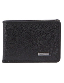 Morrissey Italian Leather Bi-Fold Rectangular Mens Wallet