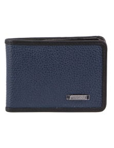 Morrissey Italian Leather Bi-Fold Rectangular Mens Wallet
