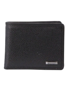 Morrissey Italian Leather Bi-Fold Mens Wallet