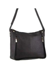 Pierre Cardin Italian Leather Mid Size Bag