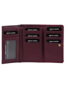 Pierre Cardin Women's Italian Leather Wallet